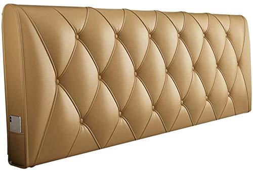 OYY Manufacture Cojines BethRest Bed Almohada Atrás Cojín Cojines Tapicería sin Cabezas reposacabezas Suaves Almohadillas Suaves (Color : B, Size : 150x10x58cm)