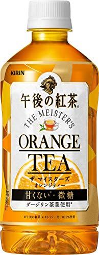 キリン 午後の紅茶 ザ・マイスターズ オレンジティー 500mlPET ×24本