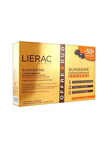 Lierac Protector Solar Rostro Lierac Sunissime Duo Capsulas