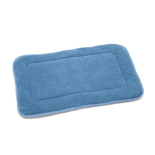 Neat Solutions for Pets Comfort Cushion PolyCord, Indigo, 22-Inch by 35-Inch