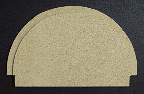 Zugumlenkung für Justus Faro Plus Kaminöfen - Vermiculite - Passgenaues Kaminofen Ersatzteil