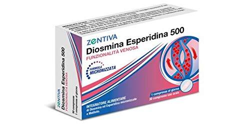 Diosmina Esperidina 500 Zentiva 30 Compresse