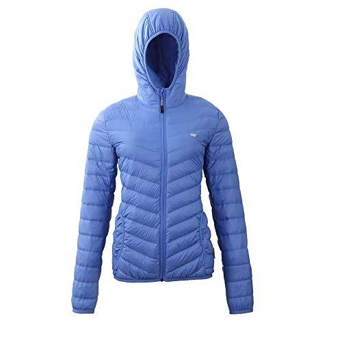 Wildcraft Women's Jacket (40369_Blue_Large )