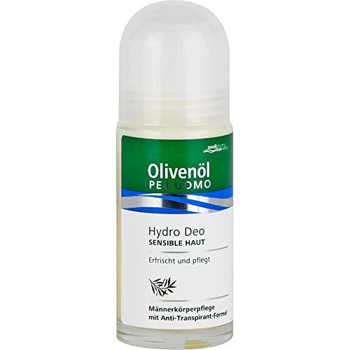 Medipharma Cosmetics, Olivenöl Per Uomo Hydro Deo, 0.2 ml