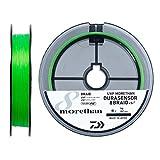 ダイワ(DAIWA) PEライン UVFモアザンデュラセンサー8ブレイド+Si2 1号 200m ライムイエロー