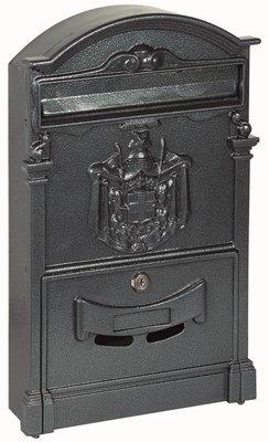 Briefkasten Royal Gusseisen 25,5x 41x 8,3cm