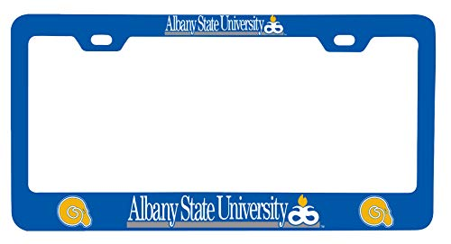 R and R Imports Albany State University License Plate Frame