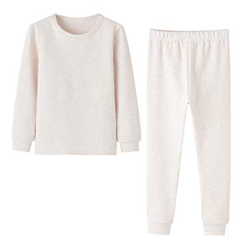 Enfants Chéris Neutral Toddler Pajamas for Girl...