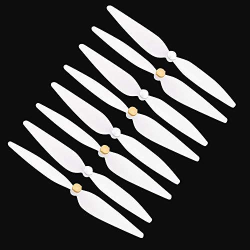 Fingerorthese.LQ 4 Paia 10 'Elica/Fit Per RC Xiaomi 4K Drone Bianco Pervane Drone Blade Elpeller/Fit Per Xiaomi Mi Drone 4k Elica Accessori