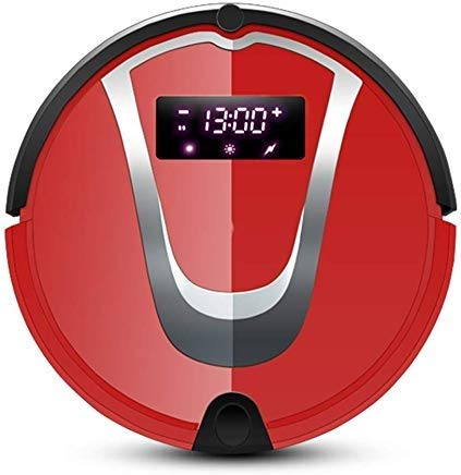 Buy Discount SLKXCQ Smart Robotic Vacuum Cleaner High Suction Quiet Self-Charging Robotic Vacuum Cle...