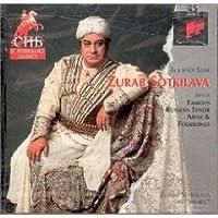 Sings Russian Tenor Arias & Folksongs