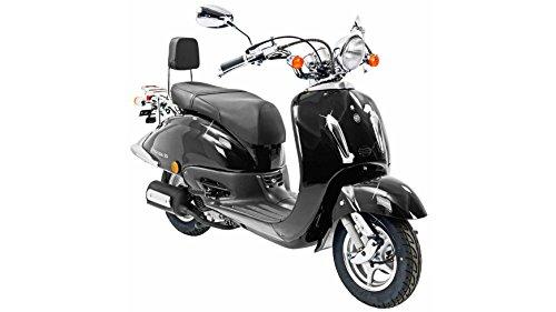 FLEX TECH Motorroller Retro Firenze, 50 ccm, 45 km/h