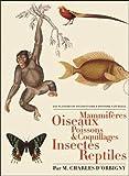 Les planches du Dictionnaire d'Histoire Naturelle - Coffret 5 vol.