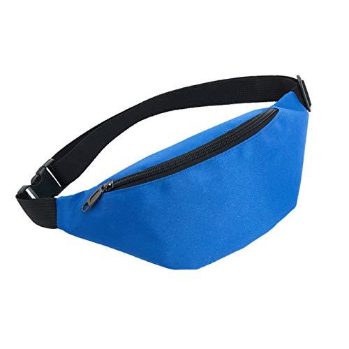 BJHSYNDR Bolsa de 30 x 13 x 8 cm para mujer, bolso de cintura lindo, bolsa impermeable para el pecho, unisex para mujer