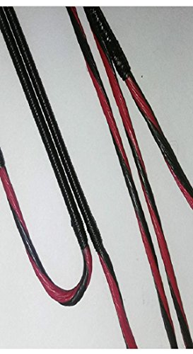 Trophy Bound Barnett Raptor FX2 Crossbow String 32 15/16 (Black/red)