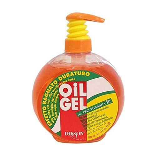 OIL GEL DIKSON LUCIDANTE CAPELLI SECCHI 500 ML