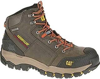 [キャタピラー] メンズ ブーツ&レインブーツ Navigator Mid Waterproof Steel Toe Boot [並行輸入品]