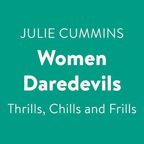 Women Daredevils audiobook cover art