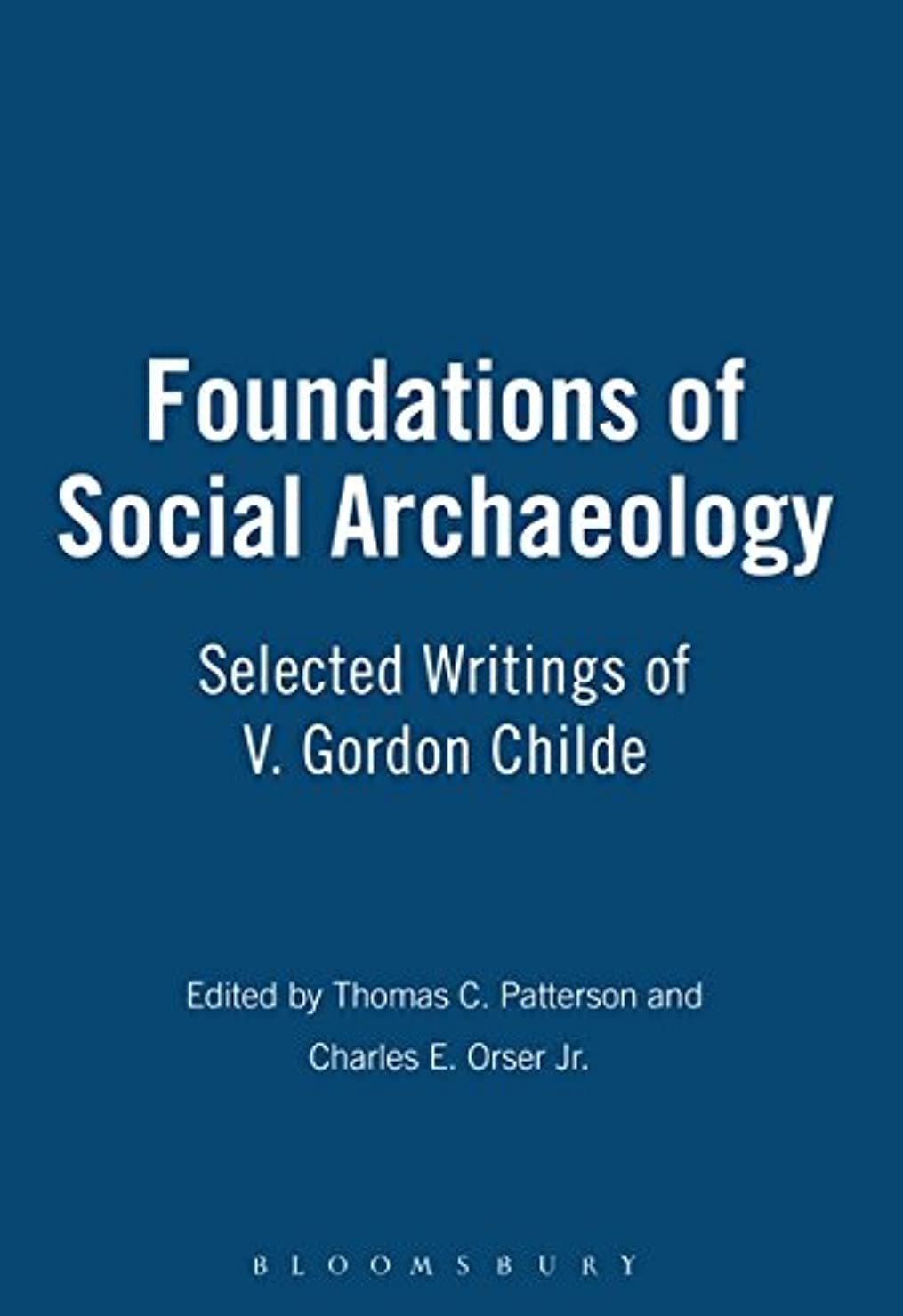 歴史的閉塞関税Foundations Of Social Archaeology