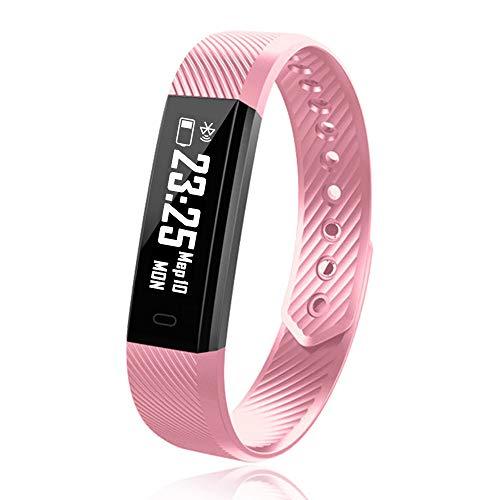 Smartwatch Bluetooth, Sport Watch, Pulsera Actividad Inteligente Pantalla Impermeable IP67 Podómetro Pulsera Deportiva Reloj para Android iOS