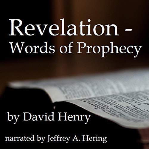 Couverture de Revelation: Words of Prophecy