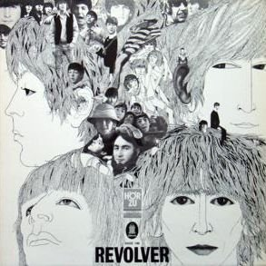 Beatles, The - Revolver - Odeon - SHZE 186, HÖR ZU - SHZE 186