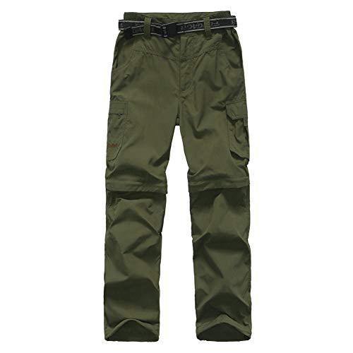 para exteriores esqu/í senderismo para camping senderismo Pantalones de esqu/í para mujer con forro polar FLYGAGA impermeable c/álido