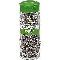 McCormick 2.12 oz Gourmet Organic Poppy Seed