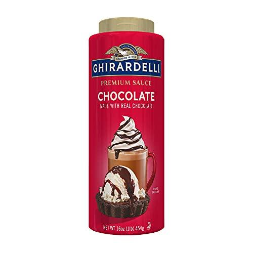 Ghirardelli Chocolate Premium Sauce, 16 oz