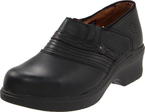 ARIAT Safety Toe Clog Black 11 B (M)