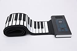 powerful KMUSIC roll-up piano, premium silicon, hedge key, advanced onboard amplifier …