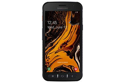 Samsung Galaxy Xcover 4S Enterprise Edition - Smartphone Resistente de 5.0  HD 720 x 1280 Pixeles, cámara 16 MP, 3 GB RAM, 32 GB ROM, batería 2800 mAh extraíble, Android 10, Negro [Versión Española]