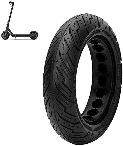 aipipl Neumático de Scooter eléctrico para Adultos, neumático sólido de Panal a...