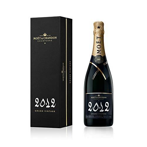 Moet & Chandon Grande Vintage Brut 2012 0,75l 12% Vol in Geschenkverpackung