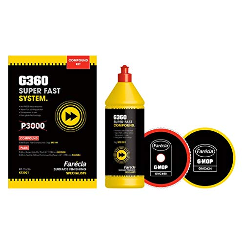 FARECLA G360 Super Fast System Compound...