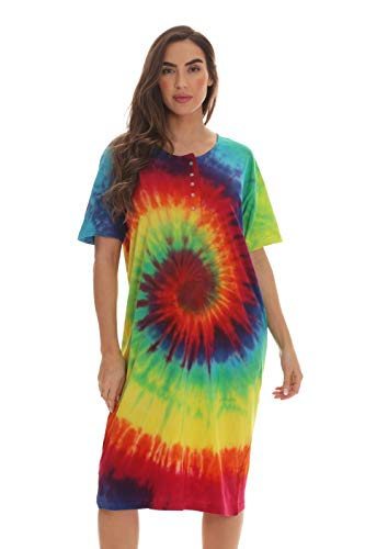 Just Love Short Sleeve Nightgown Sleep Dress for Women 4363-10477-3X