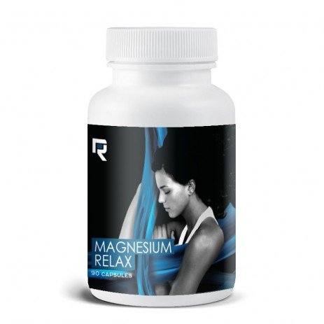 Magnesium Relax - Nutrients to fuel heart health & maintain normal blood glucose levels by PRP