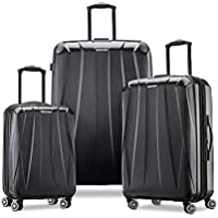 3-Piece Samsonite (20/24/28) Centric 2 Hardside Expandable Luggage Set with Spinner Wheels