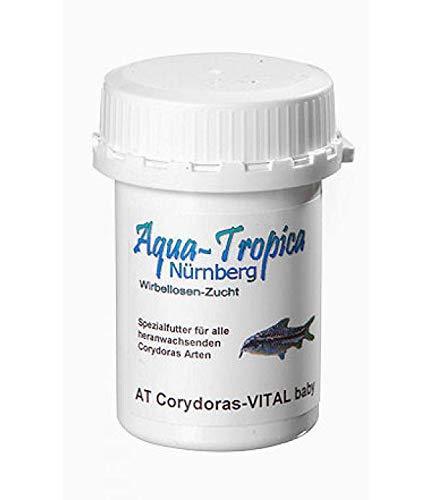Aqua-Tropica ATF-106 Corydoras-VITAL Baby - Zucht- und Aufzuchtfutter für heranwachsende Panzerwelse40