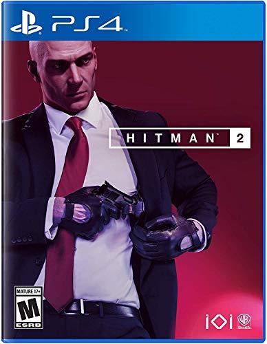 Hitman 2 for PlayStation 4 [USA]