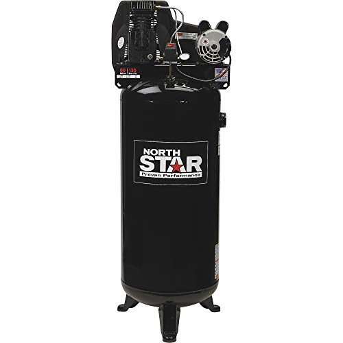 NorthStar Electric Air Compressor - 3.7 HP, 60-Gallon...