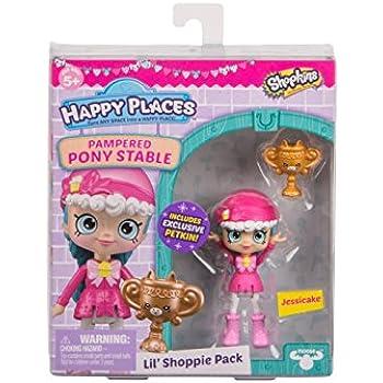 Shopkins Happy Places Lil Shoppie Pack Jessic | Shopkin.Toys - Image 1