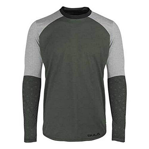 Bula Geo T-Shirt à Manches Courtes pour Homme Crew Dolve L