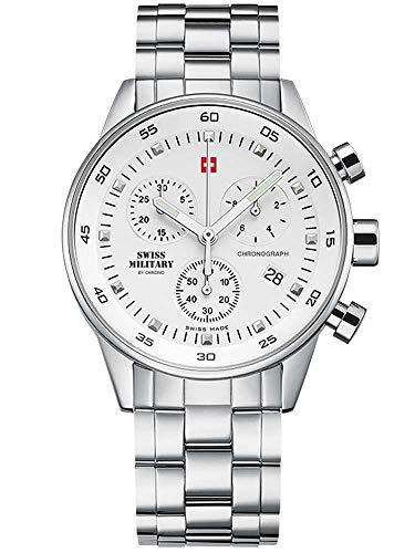 Swiss Military orologio unisex, cronografo, 20012ST-2M / SM34005.02