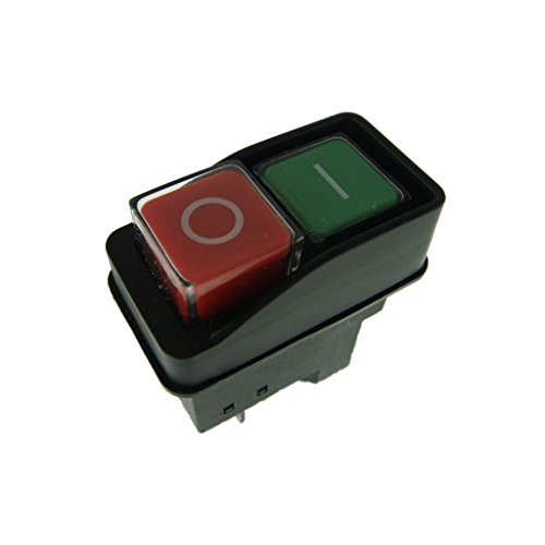 Ufixt® On Off Switch Button Fits Belle Minimix 140 and Minimix 150 240V...