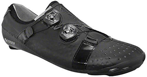 Bont Unisex-Erwachsene Rennradschuhe Vaypor S Radsportschuhe, schwarz, 45 EU