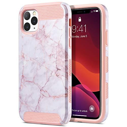 Cover Case Silicone Antiurto Spessa iPhone 11 Pro Max Originale Rubber Navy Blu