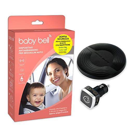 Steelmate ITB BSA-1 Baby Bell Dispositivo Anti...