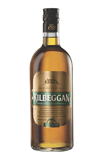 Kilbeggan Finest 40% Irish Whisky (1 x 1 l)