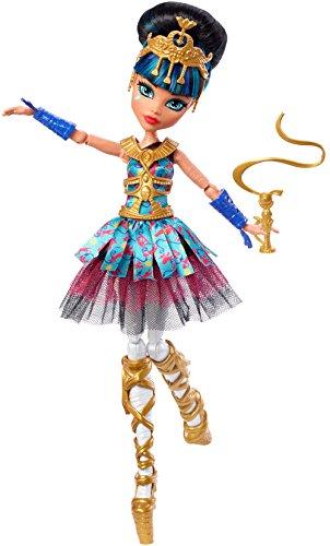 Monster High FKP62 Ballerina-Monsterfreundin Cleo